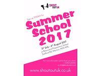 SUMMER SCHOOL for Dance, Drama, Art & Craft, Performing Arts (age 3 - 12) 31 July - 6 Aug, Monton,