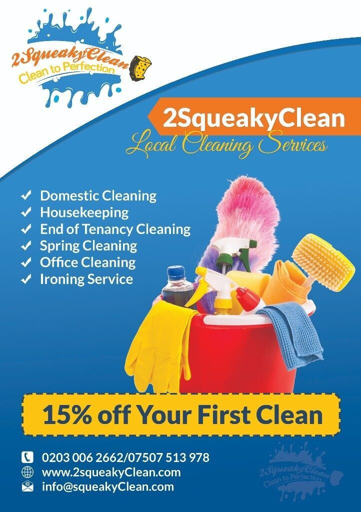 domestic cleaners spring deep general cleaning housekeeping services in coulsdon croydon