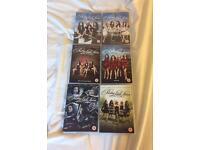 Pretty little liars season 1-6 DVD boxset bundle