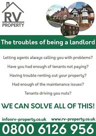 Landlords - we want to help you!