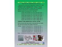 Creative Art Workshops in Weybridge & Cobham in Surrey