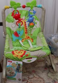 Fisherprice Infant-to-toddler Rocker
