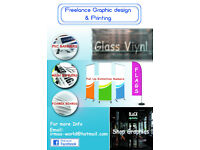 Graphic Designer & Printing & Fitting