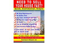 *** Sell Your House Fast! Guaranteed Cash Offer, No Fees! ***