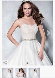*Brand New Wedding Dress*