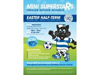 QPR Toddler Soccer Schools for 3-4 year olds - Easter Half Term
