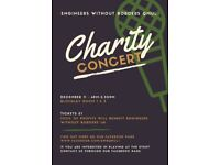 Musicians & Bands Wanted for a Student Organised Music Fundraising Event