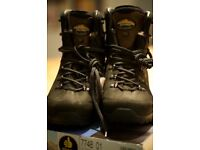 Meindl brand new leather hiking boots