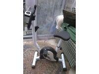 Exercise Bike - manual. Body Train Blitz