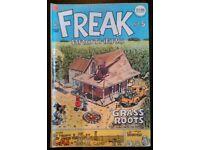 Freak Brothers: 'Number 5' Comic (British Reprint)