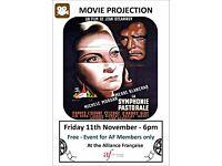 Movie Projection - La Symphonie Pastorale