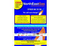 Gas /Gas Fitter/Commercial Gas /Gas Engineer/Cooker/Combi Boiler Install/Pipe Work/Plumber/HandyMan