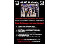 New Free Junior Kickboxing classes - St Albans