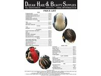 Weave Braids Dredlocks Crochet Plaits Cornrow Treatment Hair Loss Wig Making / Repair Salon Coventry