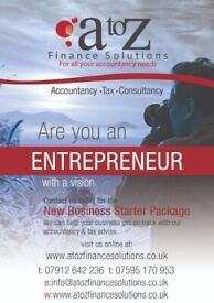 Do you need an Accountant? Call A to Z Finance Solutions Today