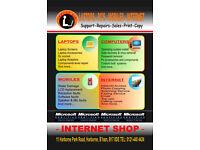 Laptop aid *iT Services onsite & workshop* Based on Harborne Park Road