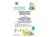 NCT nearly new sale of preloved parent and baby / toddler items