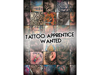**WANTED** TATTOO APPRENTICE - No experience needed!