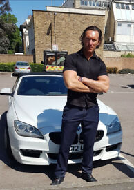 EXPERIENCED BODYGUARD & PERSONAL DRIVER OFFERING SUPER QUALITY SERVICES