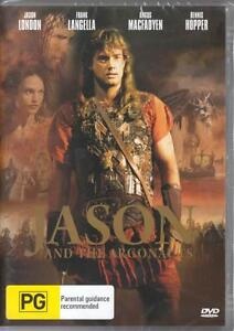 JASON AND THE ARGONAUTS - DENNIS HOPPER- NEW & SEALED DVD - FREE LOCAL POST