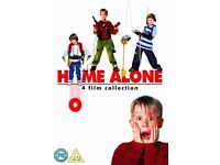BRAND NEW Home Alone Collection (DVD, 4-Disc Set, Box Set)