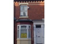 3 Bedroom House available on Clarendon Rd, Middlesbrough TS1 3DP