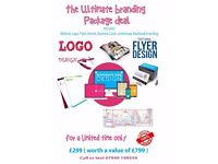 Cheap website design & marketing bundle sale worth £799 NOW £299 for limited time only