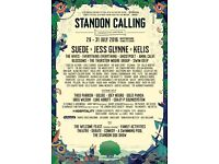 Standon Calling Weekend Camping Tickets Official reseller