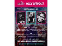 Adlib Music Showcase
