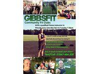 Fun Community Fitness Club