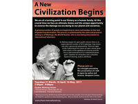 A New Civilization Begins (Film screening event)