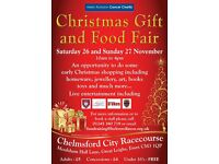 Helen Rollason Cancer Charity Gift and Food Fair