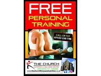 FREE PERSONAL TRAINING!