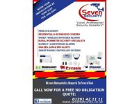 Seven Security: Professional, Local Security Installers