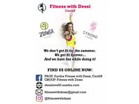Fitness with Dessi, Cardiff (Zumba and STRONG by Zumba classes)