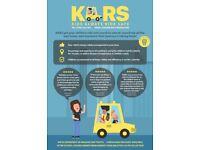Earn £10 an hour driving for KARS