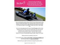 Thruxton Charity Go Karting