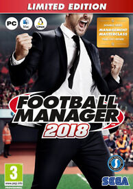 Football Manager 2018 Limited Edition for PC