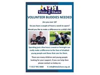Volunteer Buddy to a child in PSJ