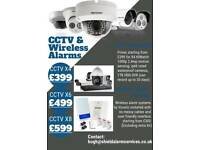 CCTV/Alarm Services, Installations & upgrades