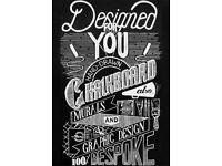 Chalkboard Designer