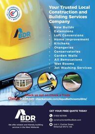 BDR CONSTRUCTION LOCAL COMPANY