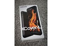 Samsung Galaxy XCover 4S - Black - Dual SIM - New - SIM Free