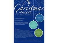 Christmas Concert in Aid of Stokes Wood Primary School