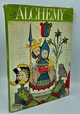 1973 ALCHEMY THE SECRET ART STANISLAS DE ROLA OCCULT HERMETIC SECRET ESOTERIC