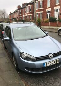 Volkswagen Golf 09 Plate for sale, genuine buyers only.