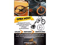 Brand New Showroom Bmx 20 Bike with Alloy Mag Wheels - Bargain @£139.99 - Not to Miss