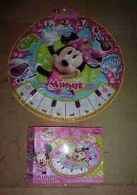 Minnie Mouse Musical Mat