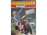 Vintage 1970's 'Look and Learn' magazine Edition Number 808