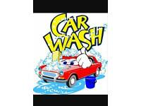 Car washer needed